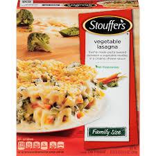 vegetable lasagna 37 5 oz box