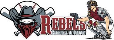 Rebels Baseball Of Oregon Custom Window Stickers Tagsports