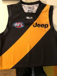 AFL Richmond Tigers Jersey - large