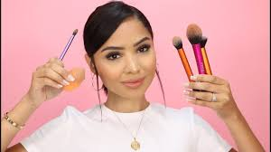 makeup brushes real techniques