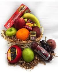 fruit and gourmet basket in dayton oh