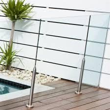 Glass Pool Fencing Panel Glass Pool Fencing Pool Fence Modern Fence Design
