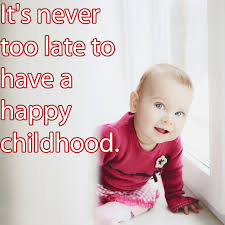 childhood happiness quote quotesta