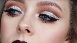 glitter cut crease eye makeup allure