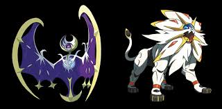 pokemon sun and moon | Pokemon Sun and Moon legendary Pokemon ...