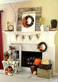 70 beautiful fall mantel décor ideas