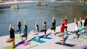 char dham yatra with yoga tation