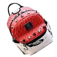 backpack purses for cool biker