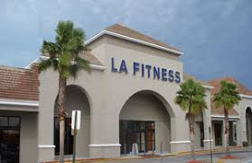 la fitness gym info st petersburg