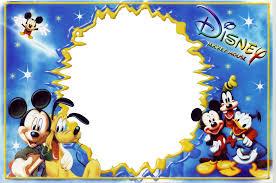 Marcos Para Photoshop Y Algo Mas Mickey Y Sus Amigos 2 Baby