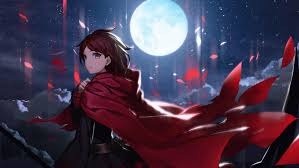 ruby rose rwby wallpaper 63 pictures