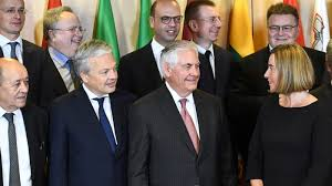 us rex tillerson vows to hold iran to