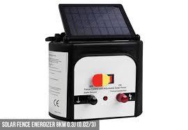 Solar Fence Energiser Grabone Nz