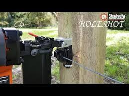 Holeshot Staple Guide Strainrite New Zealand