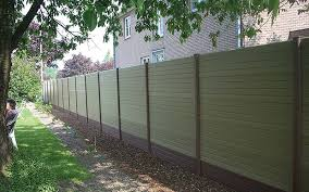 Composite Fence Panel 300mm Tall 2 4m 8foot Kents