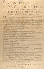 The Declaration of Independence: How Did it Happen?