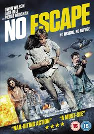 Amazon.com: No Escape [DVD] [2015]: Movies & TV