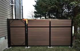 Composite Fencing Decking Worth The Price Tag Liberty Fence And Deck