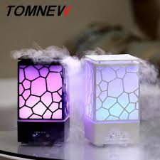 Tomnew Essential Oil Diffuser 200ml Aroma Diffuser Ultrasonic Aromatherapy Humidifier Cool Mist Maker For Home Office Kids Room Mist Maker Diffuser Ultrasonicaroma Diffuser Aliexpress