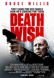 "Image result for death wish film"""