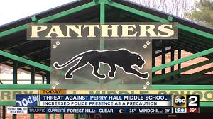 Police increase presence at Perry Hall Middle School after social ...