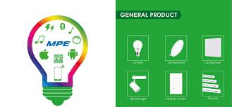 Đèn led MPE Chất lượng, giá cạnh tranh, bảo hành chính hãng