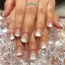 French Manicure For Short Nails Popsugar Beauty