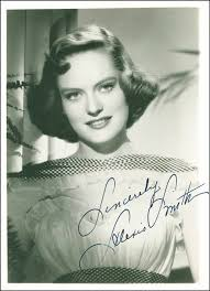 Alexis Smith - Autographed Signed Photograph | HistoryForSale Item 289894