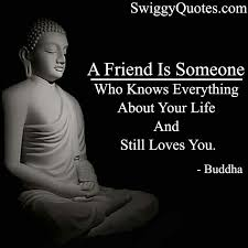 popular buddha quotes about friendship images