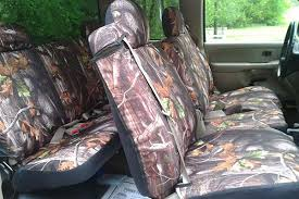 saddleman surefit camo truck seat