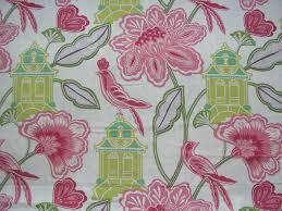 braemore emperors garden blossom fabric