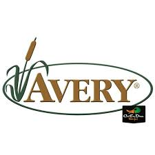 Avery Outdoors 12 Window Decal