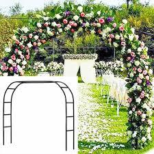 garden arch wedding arbor ivy trellis