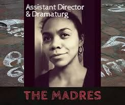Meet the Assistant Director and Dramaturg - Clarissa Smith-Hernandez!