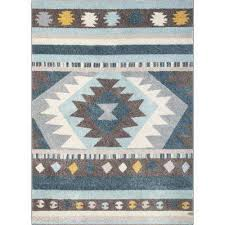 southwestern well woven area rugs