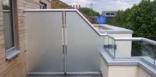 Glass Fencing Glass Balustrades Home And Garden Glass Fence
