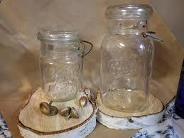 mason jars old bale wire glass jars