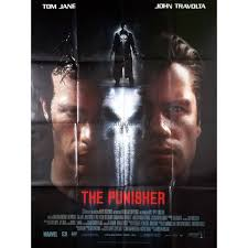 THE PUNISHER Movie Poster 47x63 in.