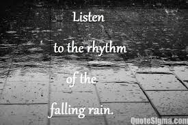 work on rainy days quotes rain quotes and sayings r tic