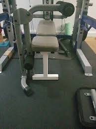 pacific fitness malibu weight machine