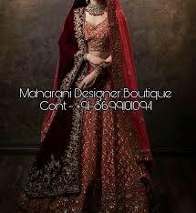 bridal lehenga boutique in pune