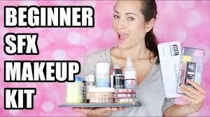 sfx makeup starter kit xtra