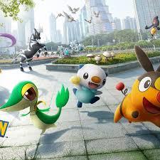 Pokémon Go' Unova Update: Everything We Know About Gen 5's ...