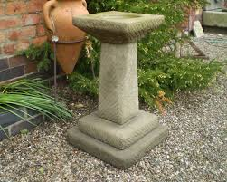 bird baths sundials ferney heyes