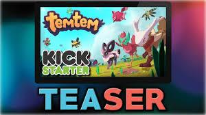 Temtem | Inspired by Pokémon