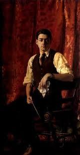Portrait of Elmer Greene, Jr by Ernest Lee Major [American  1864-1950]....Elmer Wesley Greene (1907-1964) was a fellow american  artist.....at heart I am an Ameri… (mit Bildern)