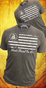 Don T Tread On Me The Gadsden Flag And It S Meaning Knife Up