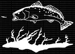 Pin By Phil Roth On Marqueteria Fish Silhouette Fish Art Scroll Saw Patterns