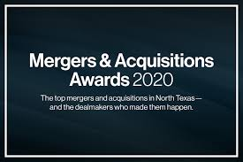 Nominate: D CEO and ACG DFW Mergers & Acquisitions Awards 2020 - D Magazine