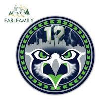 Seattle Seahawks Streetbadge